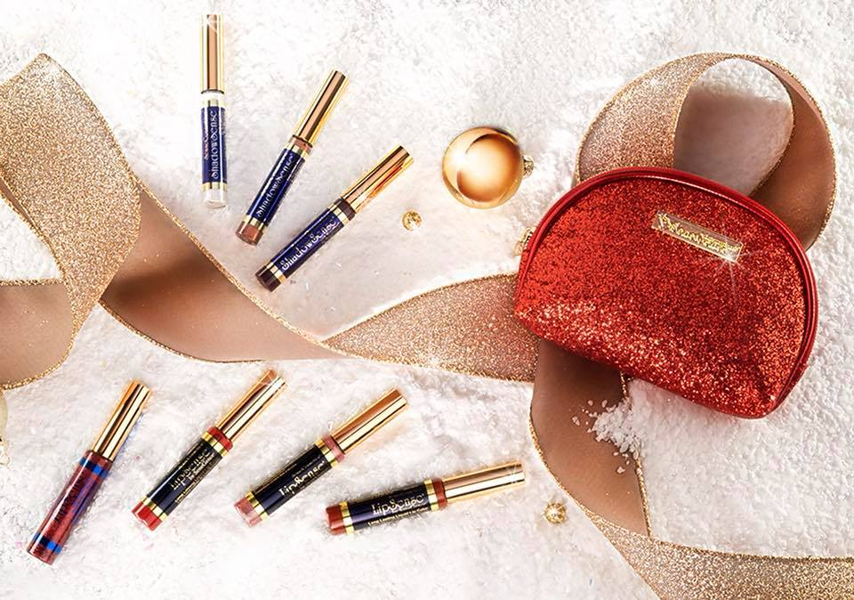 Perfect Red Lips for New Years.