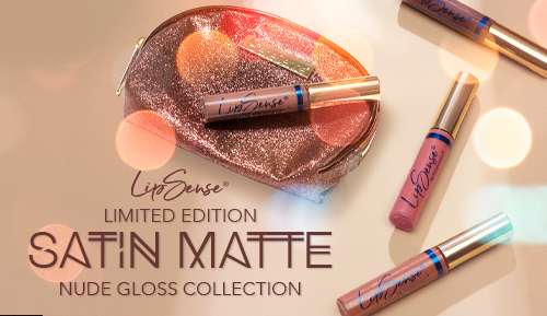 Limited Edition Matte Glosses
